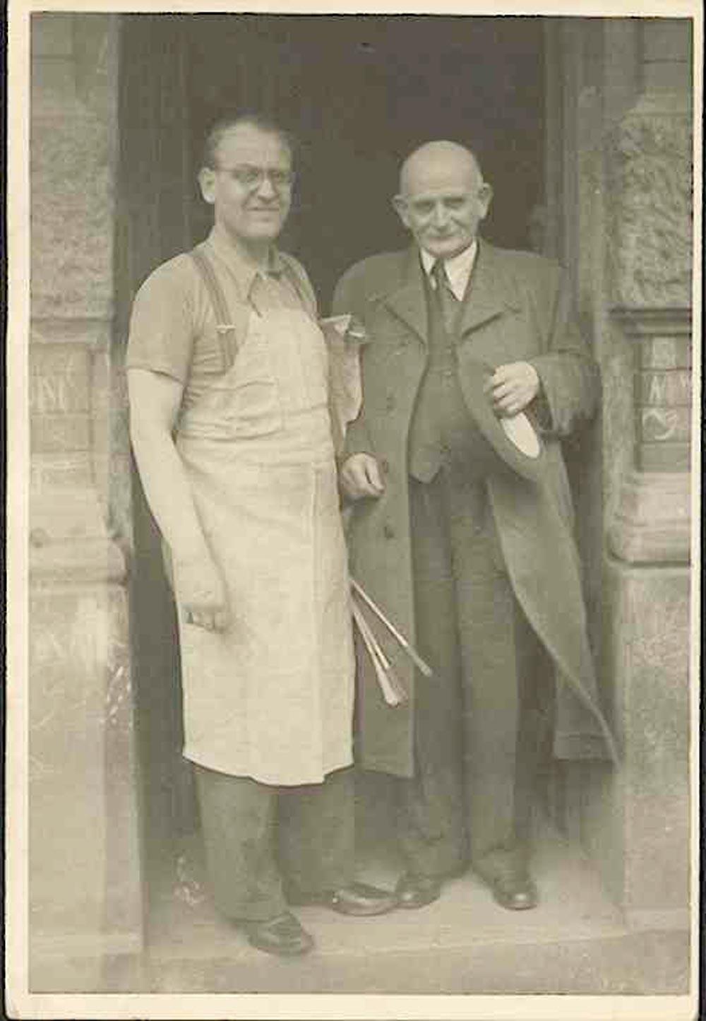 Max und Willy Hoepfner